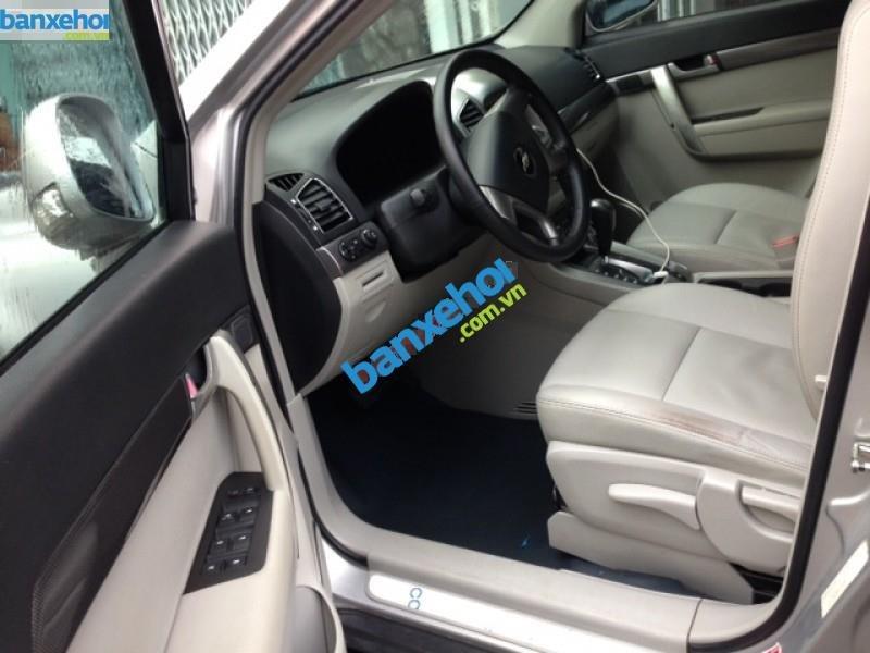 Xe Chevrolet Captiva LTZ 2013-5
