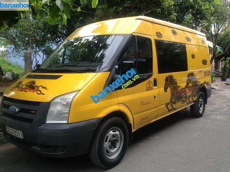 Xe Ford Transit  2007-1