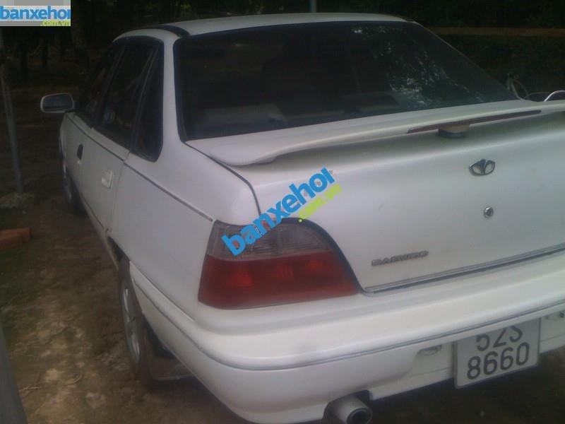 Thanh lý xe Daewoo Racer sản xuất 1994, màu trắng, xe còn đẹp-2