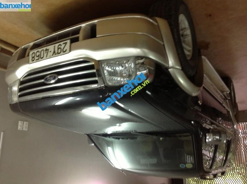 Xe Ford Everest MT 2006-9