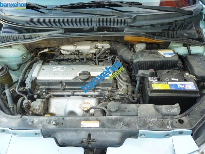Xe Hyundai Getz 1.4 2007-9