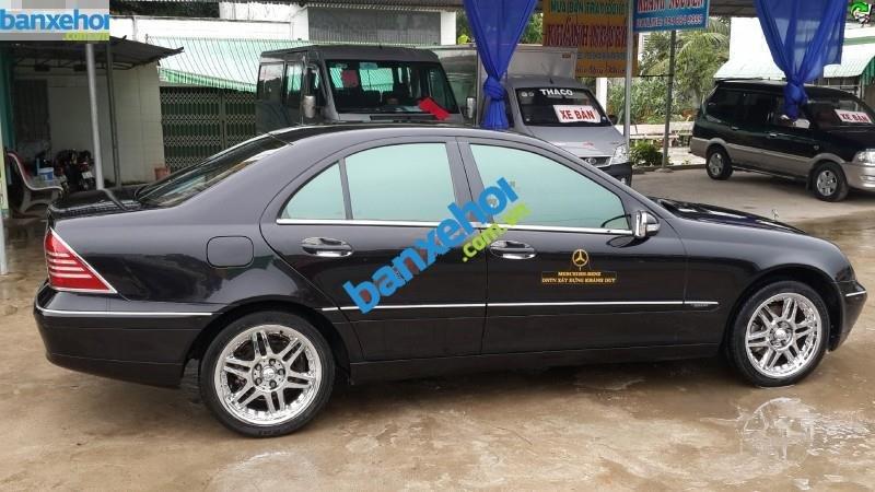 Xe Mercedes-Benz C class C 180 2002 2003-3