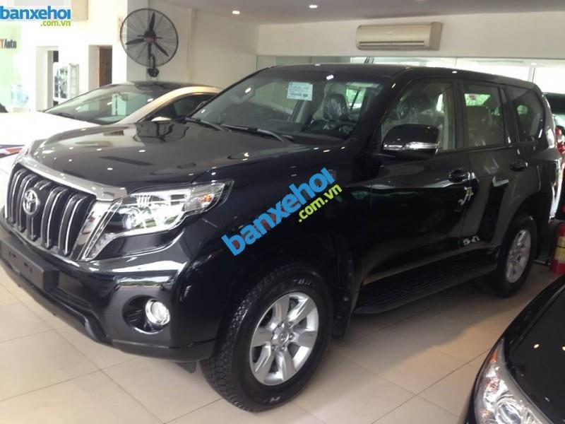 Xe Toyota Prado TXL 2014-1