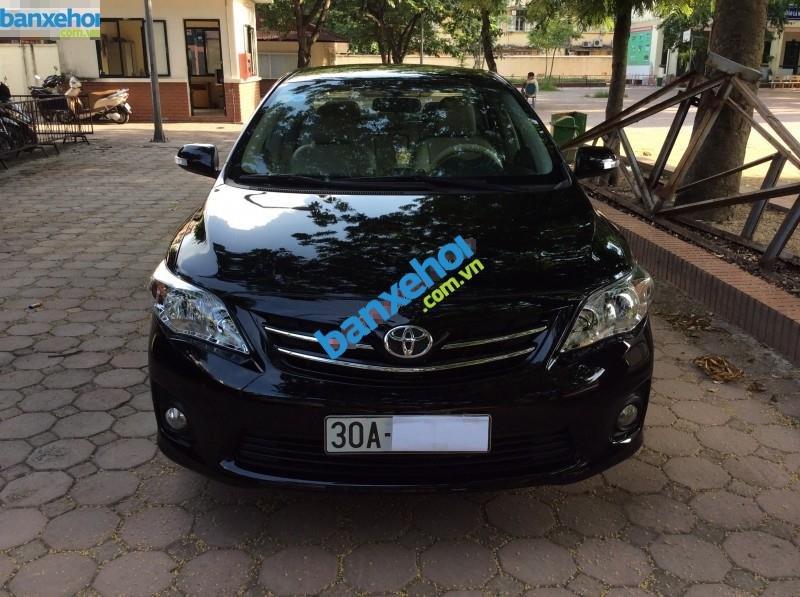 Xe Toyota Corolla altis 1.8AT 2014-0