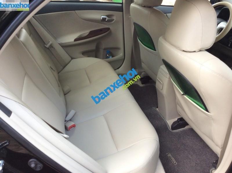Xe Toyota Corolla altis 1.8AT 2014-2