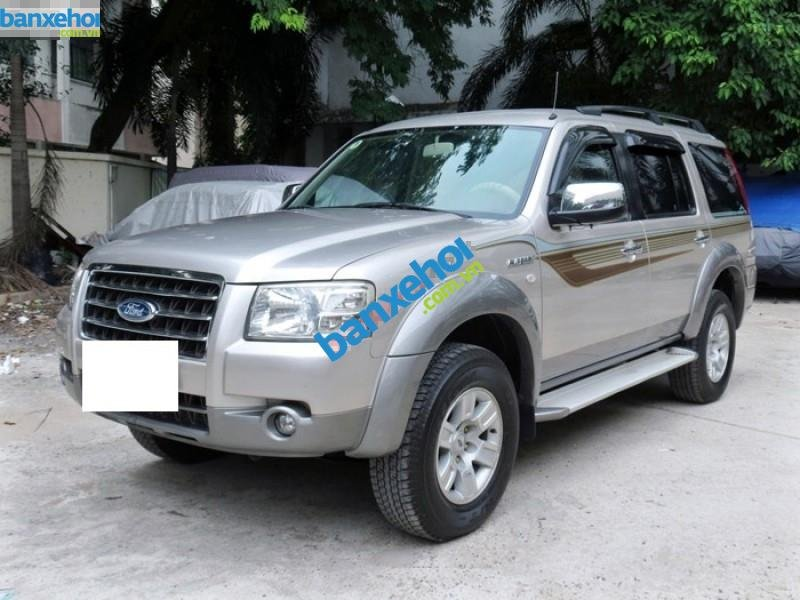 Xe Ford Everest  2008-0