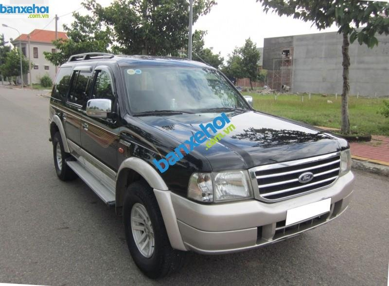 Xe Ford Everest  2006-1