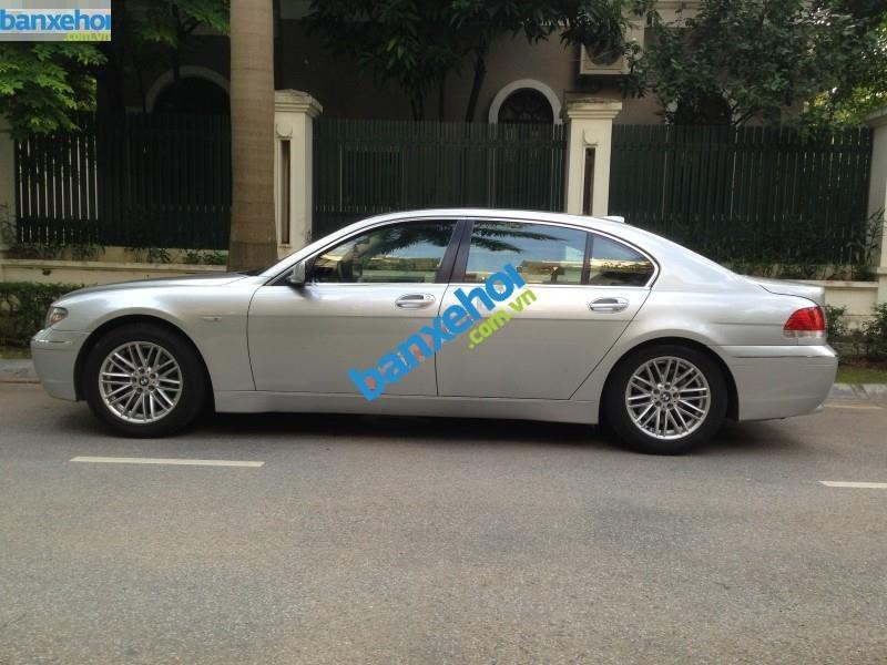 Xe BMW 7 Series 745Li 2004-1