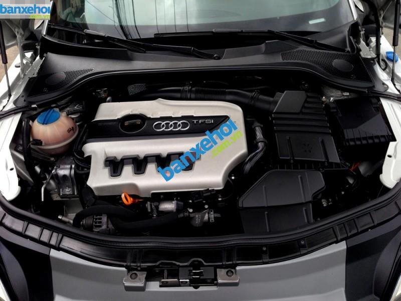 Bán xe Audi TT S đời 2009, màu bạc, xe nhập còn mới-9