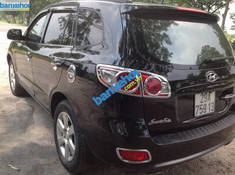 Xe Hyundai Santa Fe MLX 2009-2