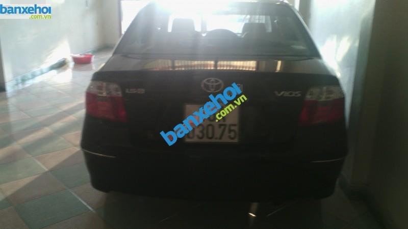 Xe Toyota Vios  2006-3