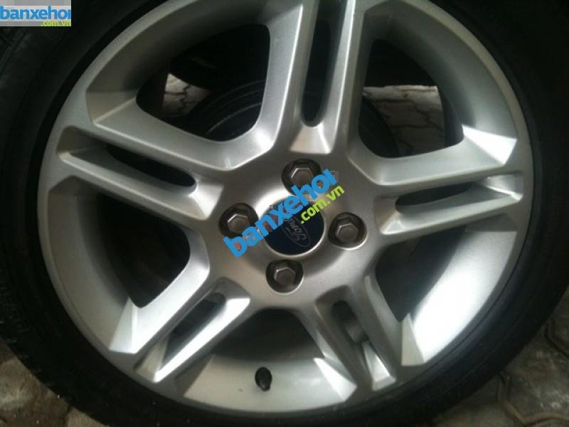 Xe Ford Fiesta 1.6AT 2011-6