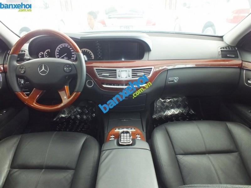 Xe Mercedes-Benz S class S350 2008-8