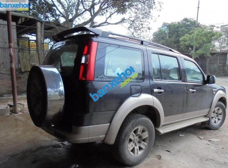 Xe Ford Everest  2007-3