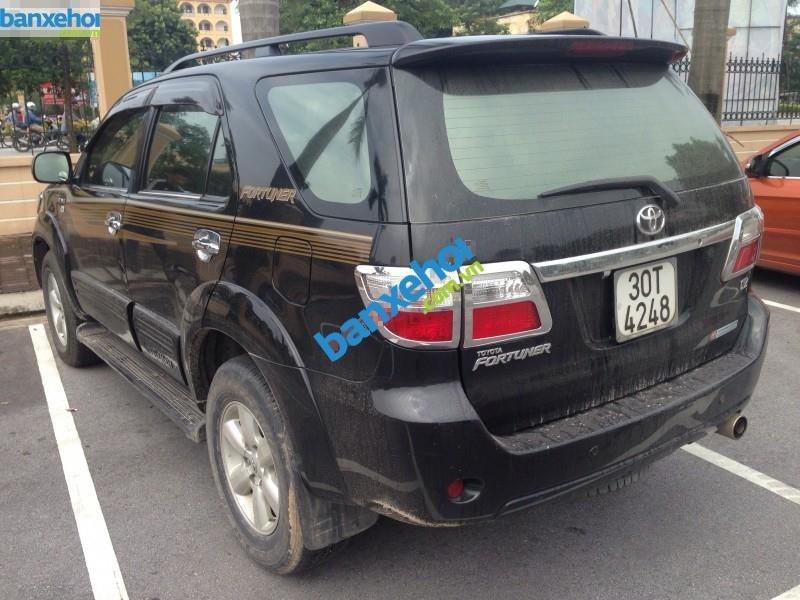 Xe Toyota Fortuner V 2009-2