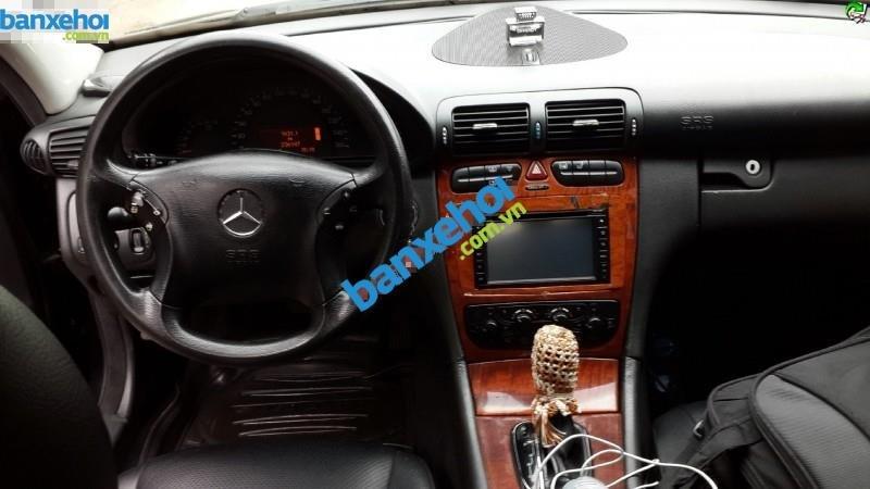 Xe Mercedes-Benz C class C 180 2002 2003-6