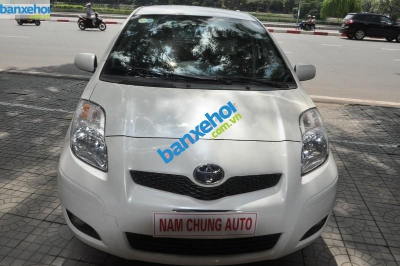 Xe Toyota Yaris  2010-0