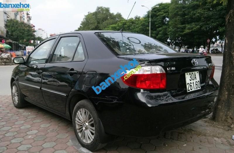 Xe Toyota Vios G 2005-4