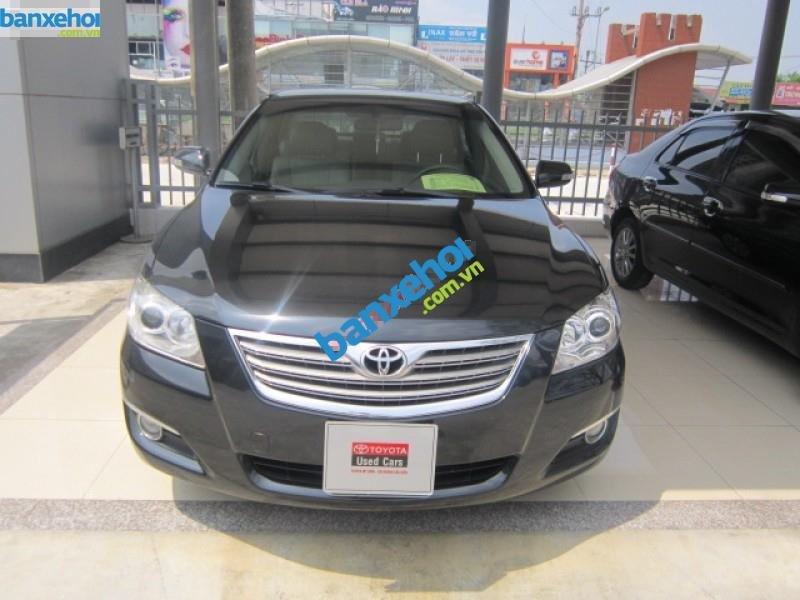 Xe Toyota Camry 2.4G 2007-0
