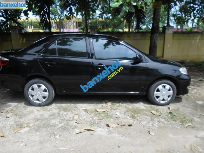 Xe Toyota Vios 1.5G 2005-4