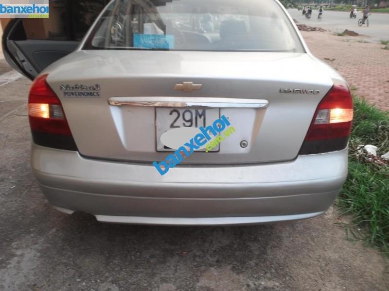 Xe Daewoo Nubira 2S 1.6 2001-5