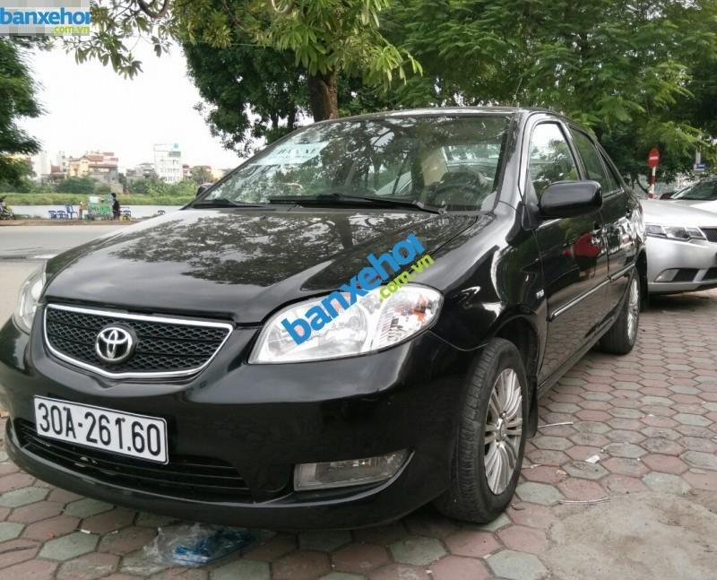 Xe Toyota Vios G 2005-1