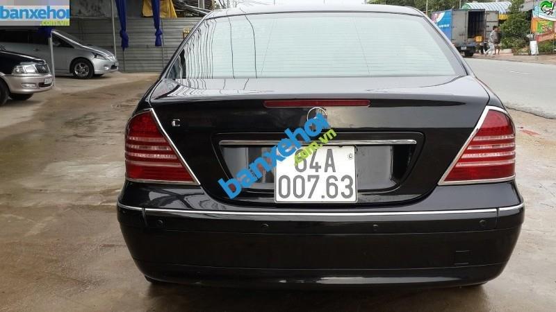 Xe Mercedes-Benz C class C 180 2002 2003-4