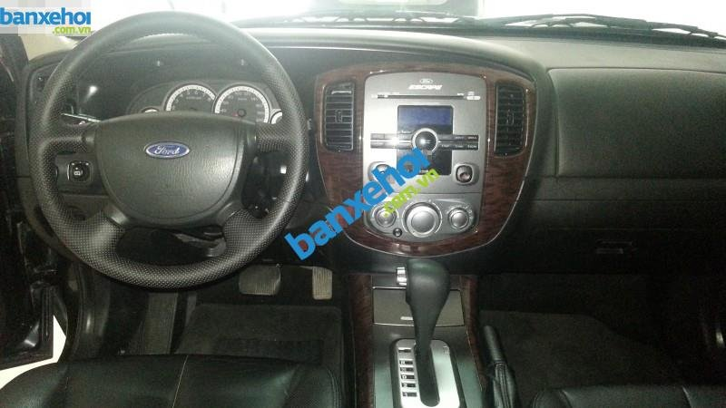 Xe Ford Escape 4x4AT 2009-4