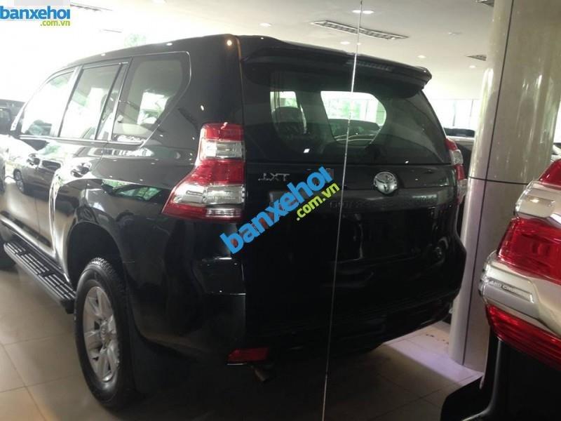 Xe Toyota Prado TXL 2014-4