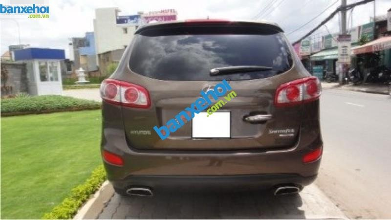 Xe Hyundai Santa Fe  2011-2