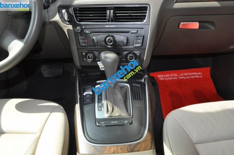 Bán Audi Q5 V 2.0 đời 2009, màu trắng, nhập khẩu chính hãng-7