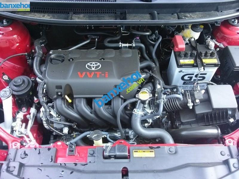 Xe Toyota Vios G 2014-3