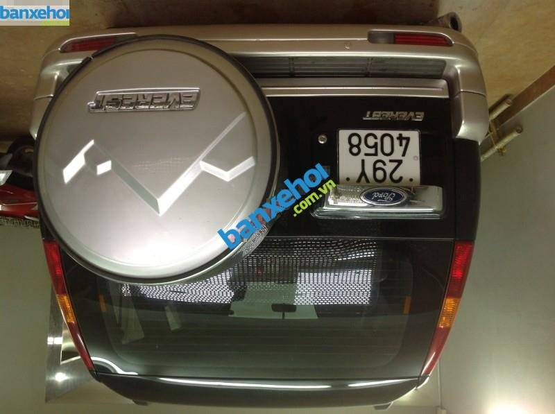 Xe Ford Everest MT 2006-3