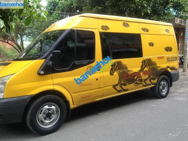 Xe Ford Transit  2007-0