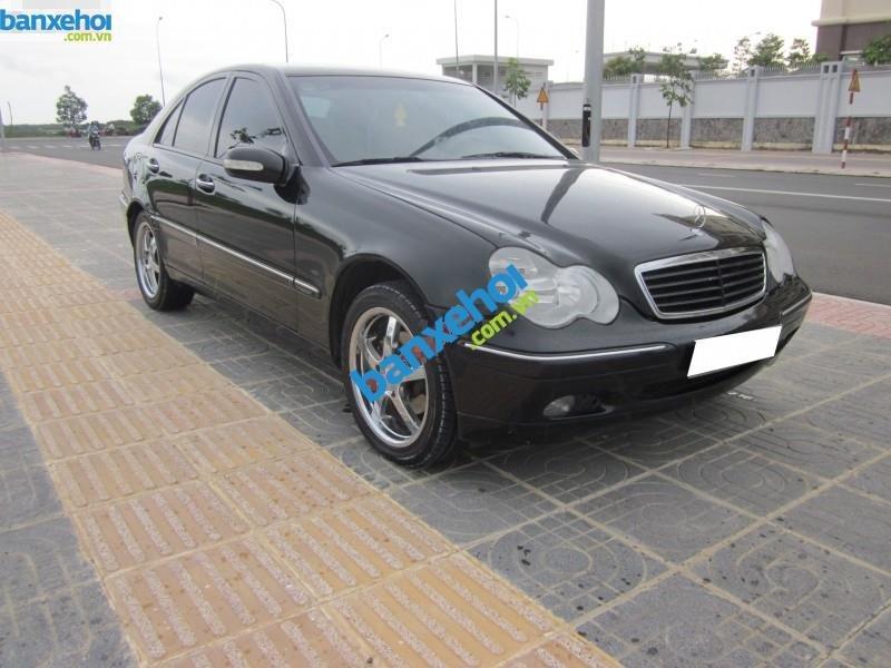 Xe Mercedes-Benz C class C200K Elegance 2001-1