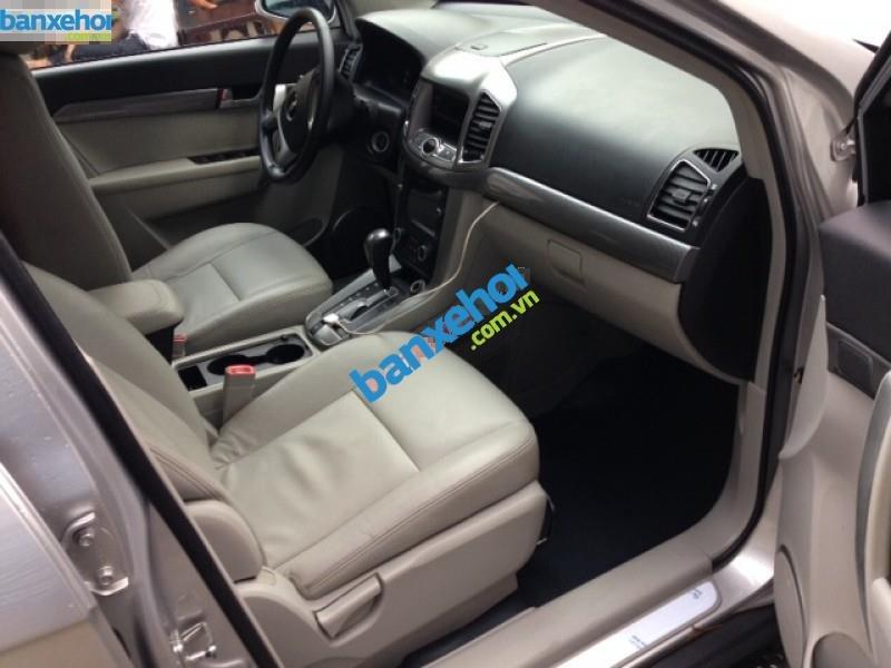 Xe Chevrolet Captiva LTZ 2013-7