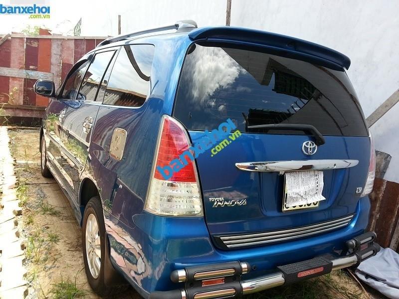 Xe Toyota Innova V 2009-2