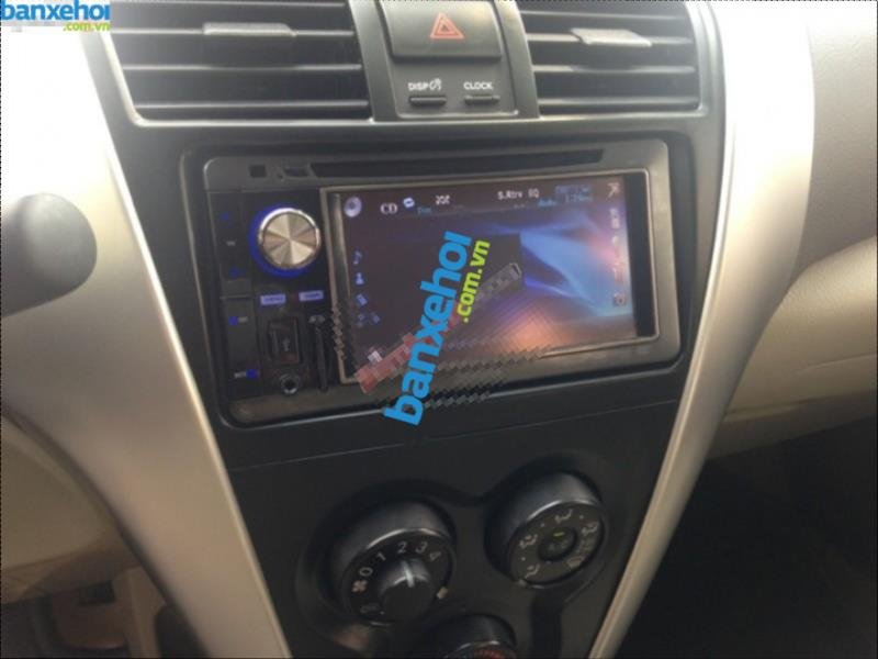 Xe Toyota Vios  2011-7
