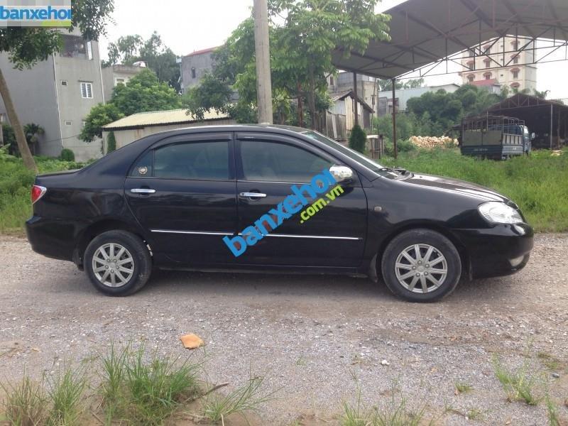 Xe Toyota Corolla altis MT 2003-5