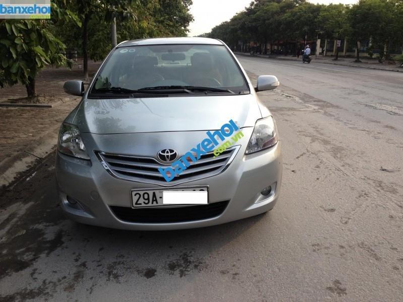 Xe Toyota Vios E 2011-0