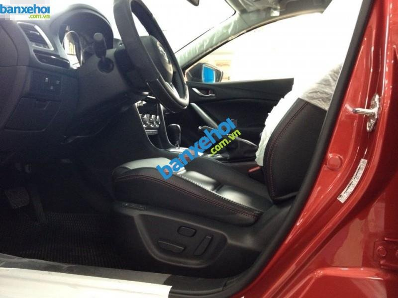 Xe Mazda 6  2014-6
