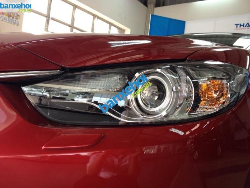Xe Mazda 6  2014-2