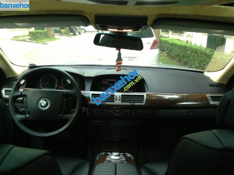 Xe BMW 7 Series 745Li 2004-3