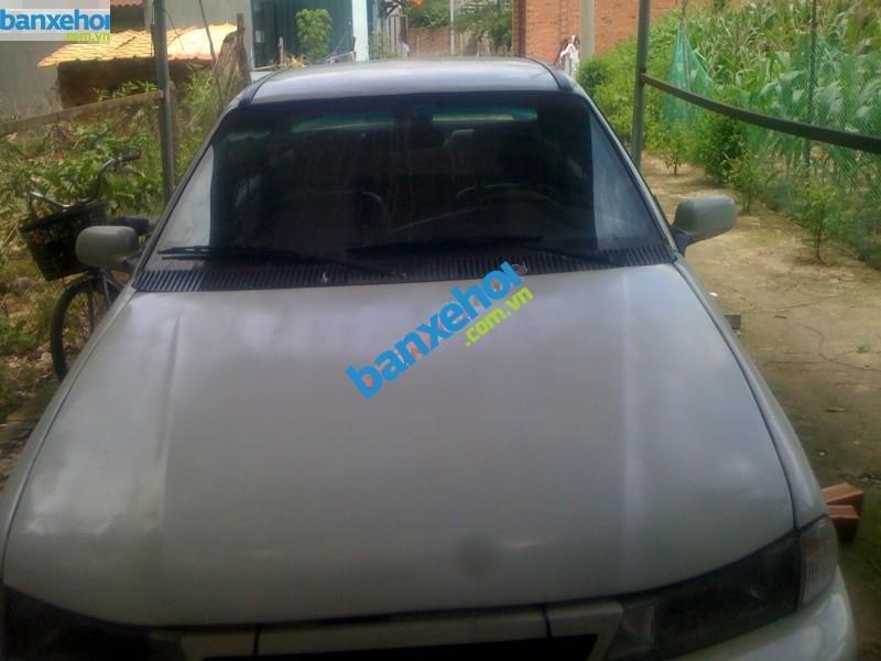 Thanh lý xe Daewoo Racer sản xuất 1994, màu trắng, xe còn đẹp-0