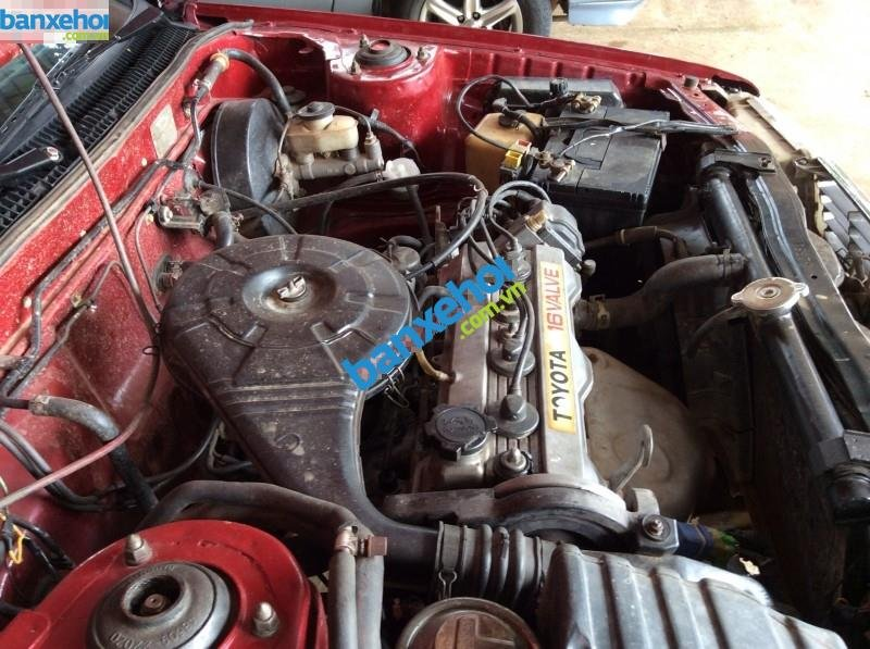 Xe Toyota Corona Đời 90 1990-4