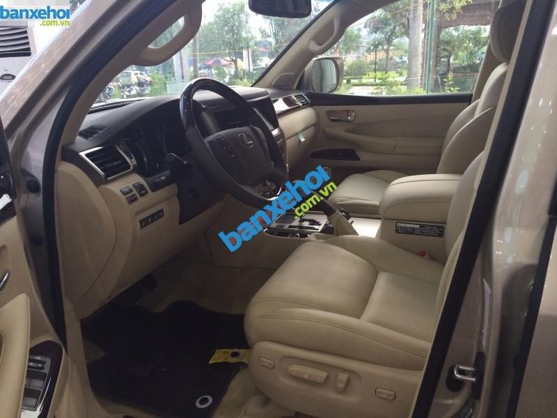 Xe Lexus LX 570 2014-2