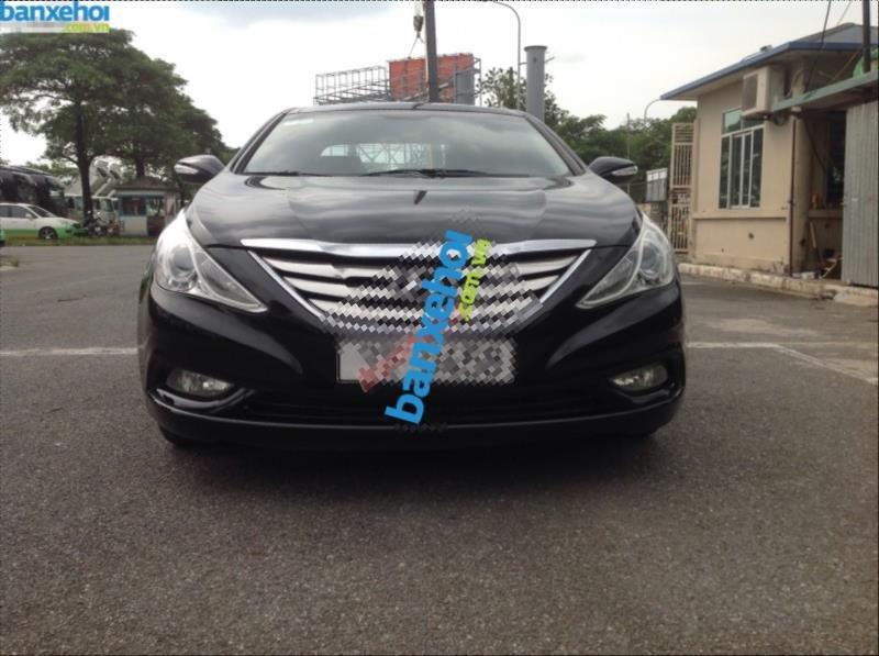 Xe Hyundai Sonata  2010-3