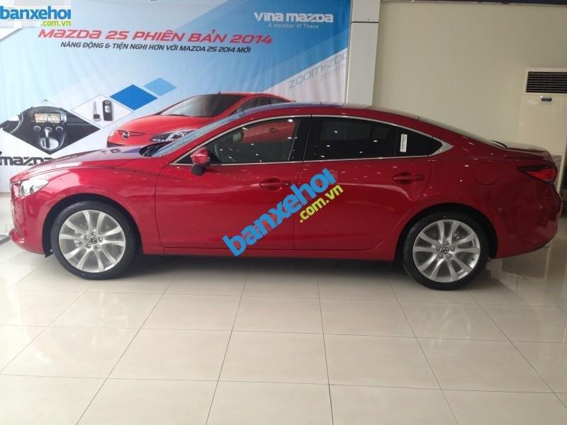 Xe Mazda 6 2.5 2014-4