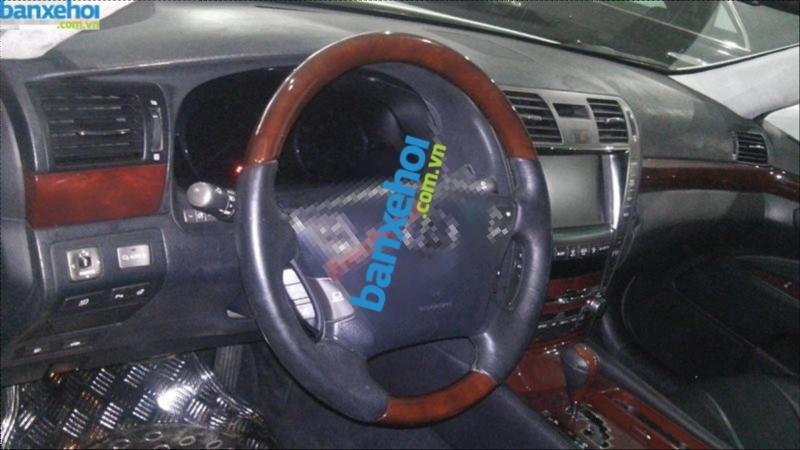 Xe Lexus LS 460L 2007-8