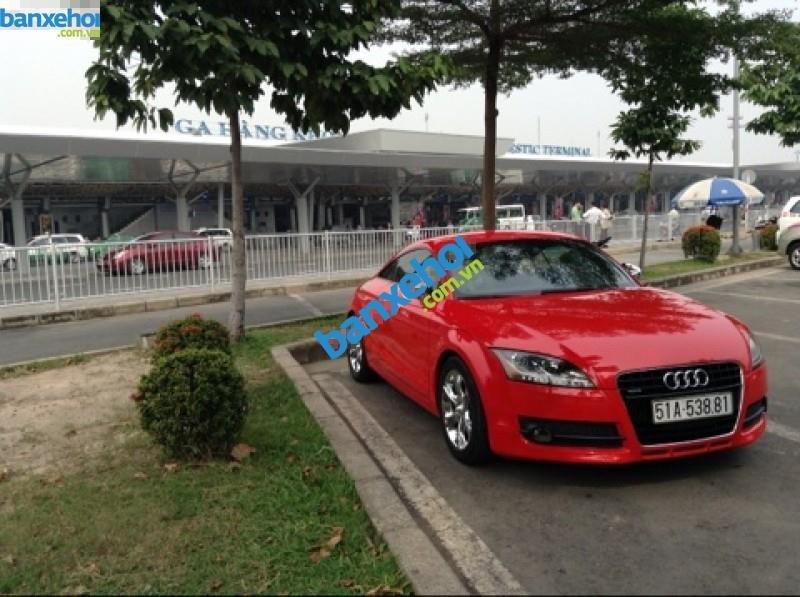 Cần bán xe Audi TT đời 2007, màu đỏ, xe nhập-0